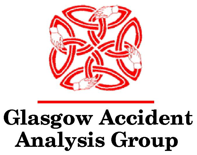 Glasgow Accident Analysis Group Logo!